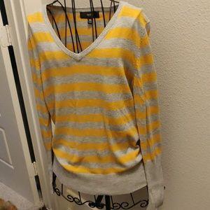 Jr. Size Striped Sweater